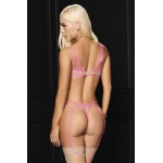 8623 Two Piece Set Color Nude-Pink