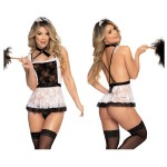 6441 Costume Outfit French Maid