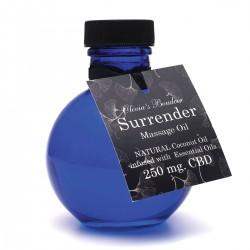 Olivia's Boudoir CBD 250 mg Massage Oil - Surrender