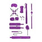 Intermediate Bondage Kit - Purple