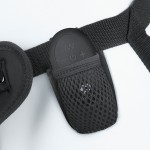 "Pegasus 6"" Curved Realistic Peg Strap On Harness Set"