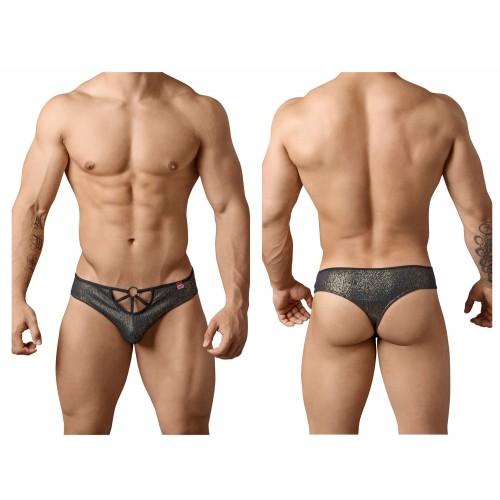 PIK 8046 Neutral Thongs Color Black