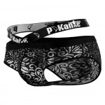 PIK 8709 Frenzy Briefs Color Black