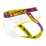 PIK 9273 Elegance Jockstrap Color White