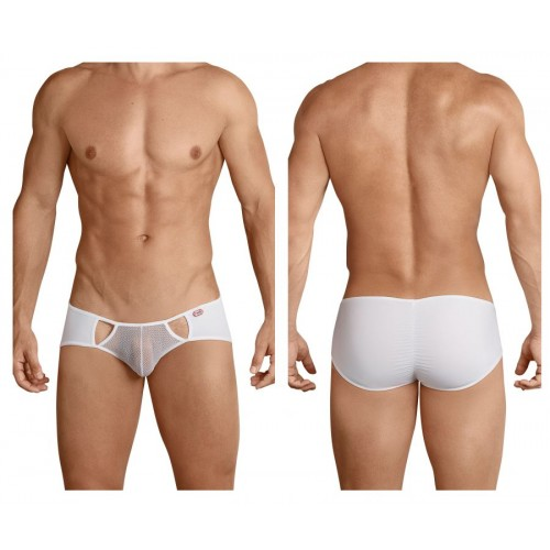 PIK 8711 Aston Briefs Color White