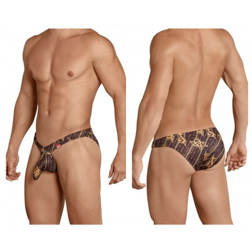 PIK 8723 Sly Castro Briefs Color Black