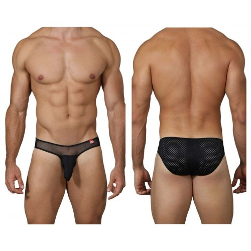 PIK 0213 Wellness Castro Briefs Color Black