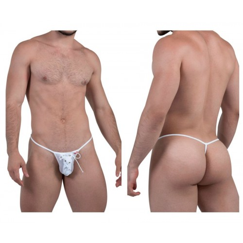 PIK 8060 Power Thongs Color White