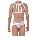 PIK 0331 Personality Harness Thongs Color White