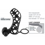 Extreme Silicone Power Cage