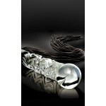 Icicles No. 38 Glass Probe Flogger