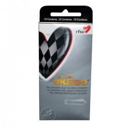 RFSU Okeido Condoms 10-Pack