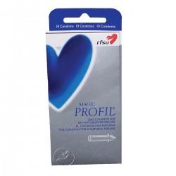 RFSU Profil Condoms 10-Pack