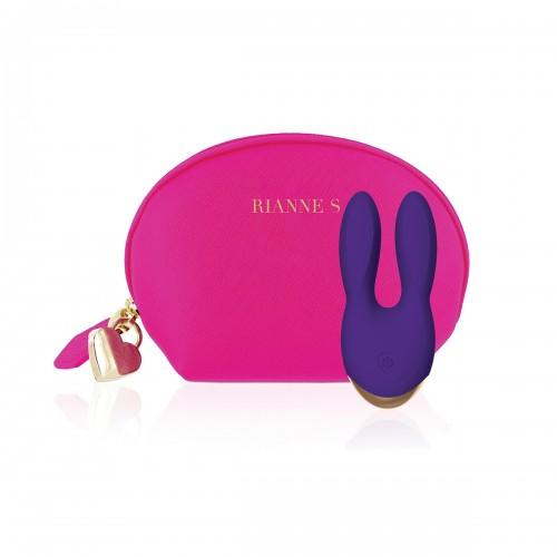 Bunny Bliss Mini Rabbit Massager