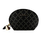 Classique Bullet Vibe With Studded Black Cosmetic Bag
