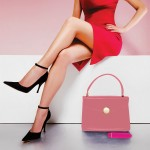 Classique Bullet Vibe Pink With Posh Stripe Bag