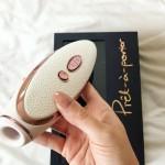 Prêt-à-porter Luxury Air Pulse Stimulator & Vibration