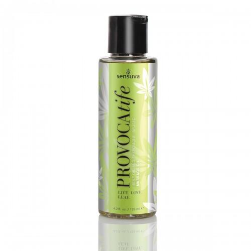 Provocatife Hemp Massage Oil