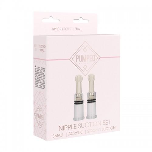 Pumped Nipple Suction Set