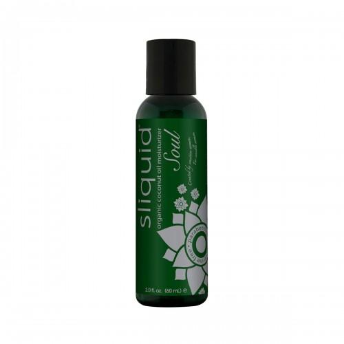 Sliquid Soul Coconut Oil Based Moisturizer