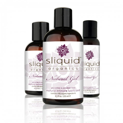 Sliquid Organics Natural Lubricating Gel