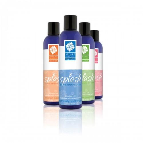 Sliquid Splash Feminine Wash 8.5 oz.