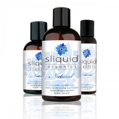 Sliquid Organics Natural Lubricant