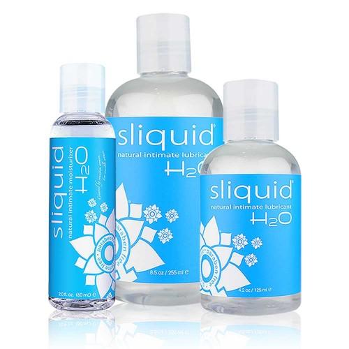 Sliquid H2O Natural Lubricant