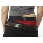 Tomboi Red Panty Nylon Strap-On Harness