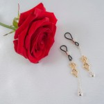 Impatient Desire Nipple Ring Jewelry Non-Piercing in Gold or Silver