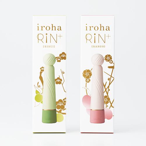 Tenga Iroha Rin Plus Rechargeable Vibe