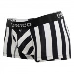Unico 1410010011452 Boxer Briefs Blackline Microfiber Color Multi