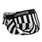 Unico 1410020111452 Briefs Blackline Microfiber Color Multi