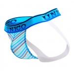 Unico 1902030121032 Jockstrap Emerging Color Blue