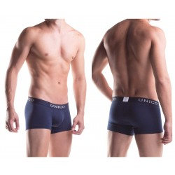 Unico 9610080182 Boxer Briefs Profundo Cotton Color Blue