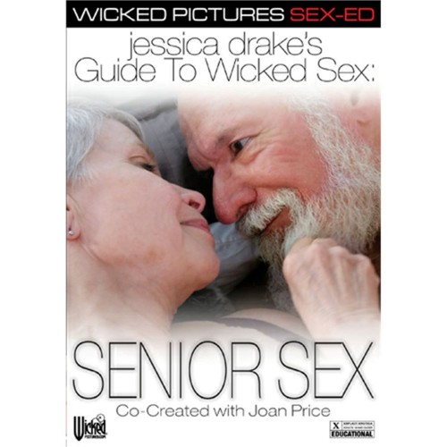 Jessica Drake's Senior Sex DVD