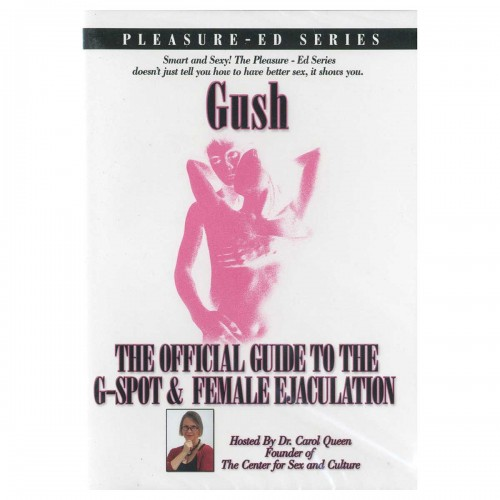 Gush: Ultimate Guide to The G-Spot & Female Ejaculation