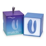 Match Couples Vibrator by We-Vibe