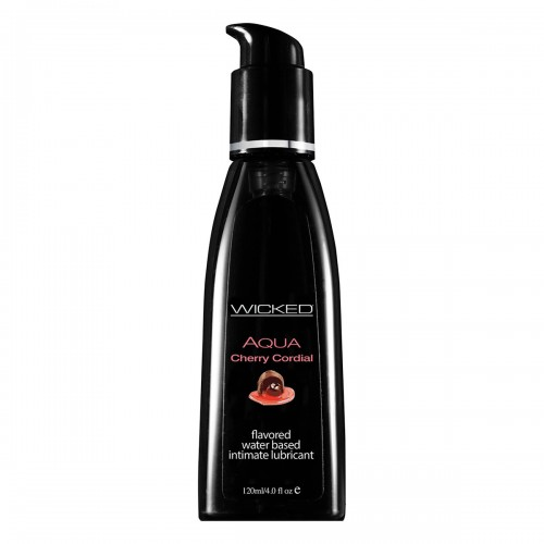 Wicked Aqua Cherry Cordial Intimate Lubricant