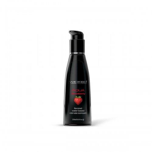 Wicked Aqua Strawberry Intimate Lubricant
