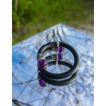 Amethyst Le Cock Ring IV